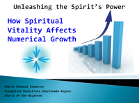 How Spiritual Vitality Affects Numerical Growth