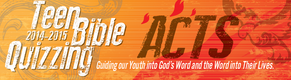 acts 2014-2015 quizzing banner